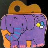 کتاب های فومی (فیل کوچولوی شیطون)