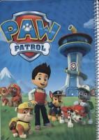 دفتر نقاشی سگ های نگهبان (سیمی)