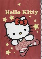 دفتر نقاشی هلو کیتی (سیمی)
