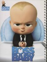 دفتر نقاشی بچه رئیس (سیمی)