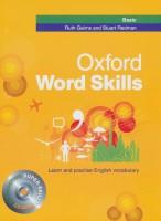 آکسفورد ورد اسکیلز (OXFORD WORD SKILLS،BASIC)،همراه با سی دی