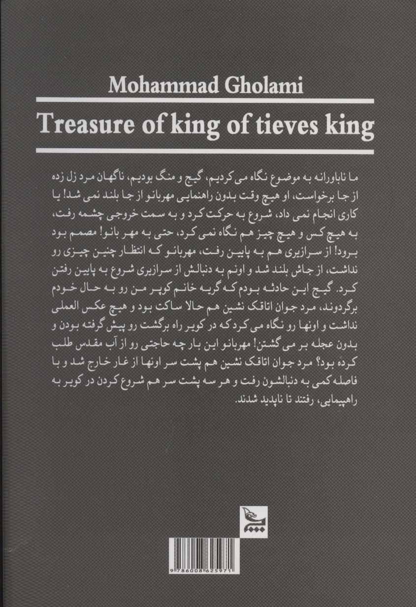 گنج شاه دزد شاه
