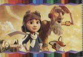 دفتر نقاشی شازده کوچولو (کد1021)،(سیمی)