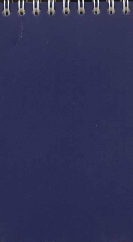 دفتر یادداشت بی خط 14*9 (کد25)،(سیمی،کاغذ نخودی)