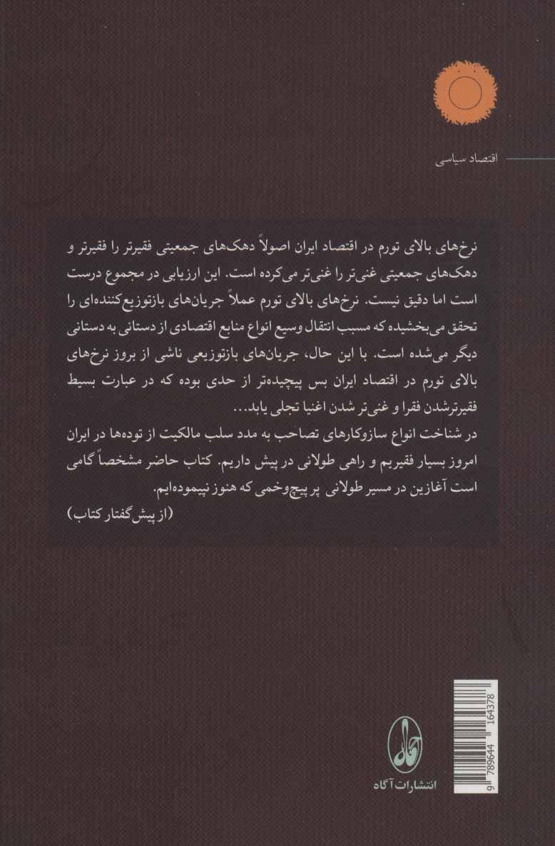 تاراج نهان (سلب مالکیت از نیروهای کار در اثر تورم در ایران)