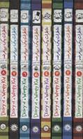 مجموعه خاطرات 1 بی عرضه (جلدهای 1تا8)،(8جلدی،باقاب)