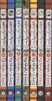 مجموعه خاطرات 1 بی عرضه (جلدهای 9تا15)،(7جلدی،باقاب)