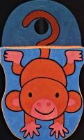 کتاب های فومی (یه میمون بازیگوش)،(گلاسه)