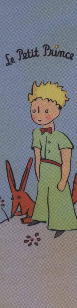 مجموعه نشانه کتاب (شازده کوچولو:LITTLE PRINCE COLLECTION)،(بوک مارک،6طرح)،(6عددی،گلاسه)