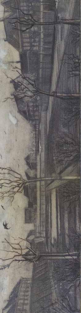 مجموعه نشانه کتاب (نقاشی:PAINTING COLLECTION) (بوک مارک،6طرح)،(6عددی،گلاسه)