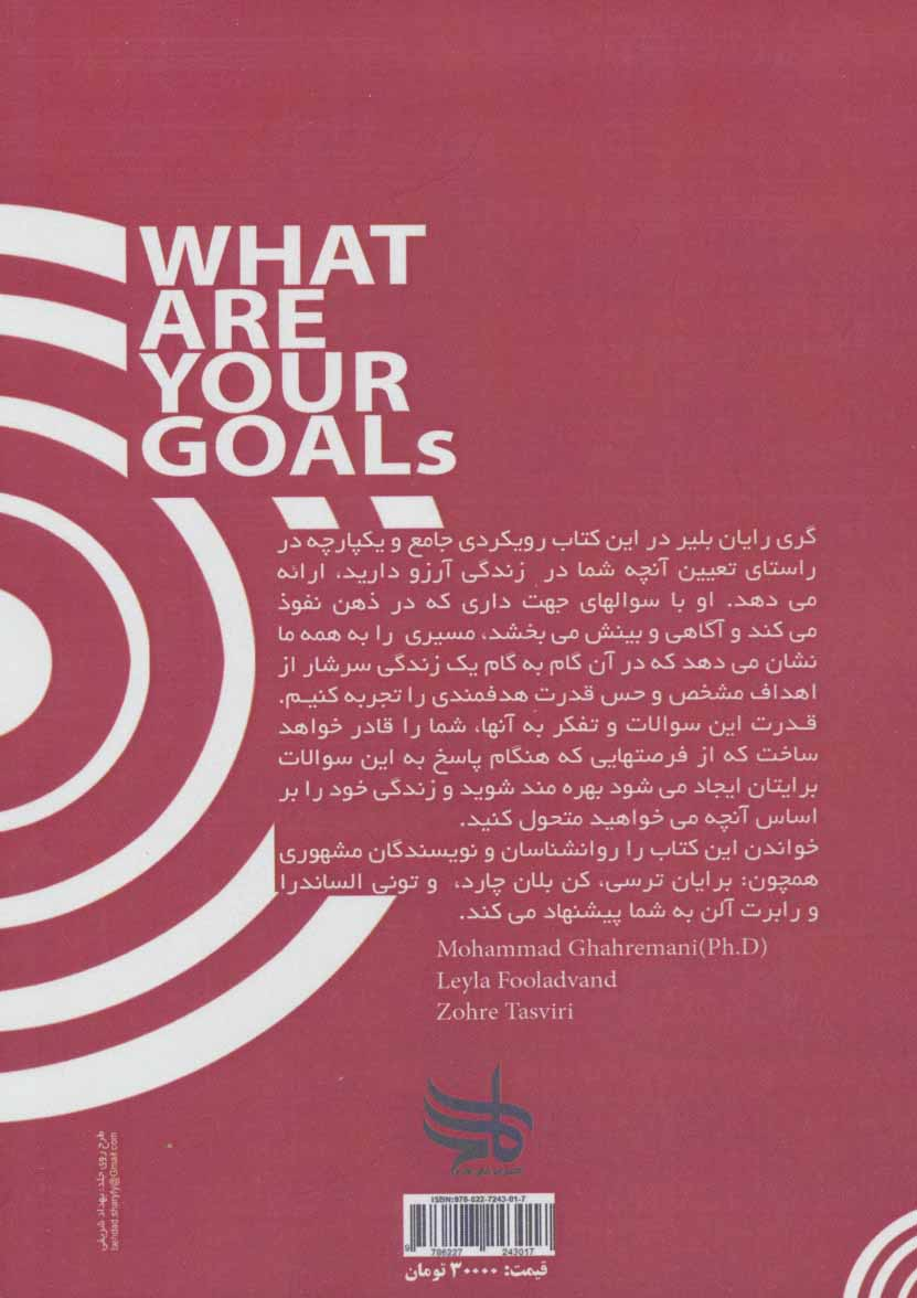 چگونه اهداف خود را در زندگی مشخص کنید (سوالات اساسی برای کشف آن چه شما از زندگی خود می خواهید)