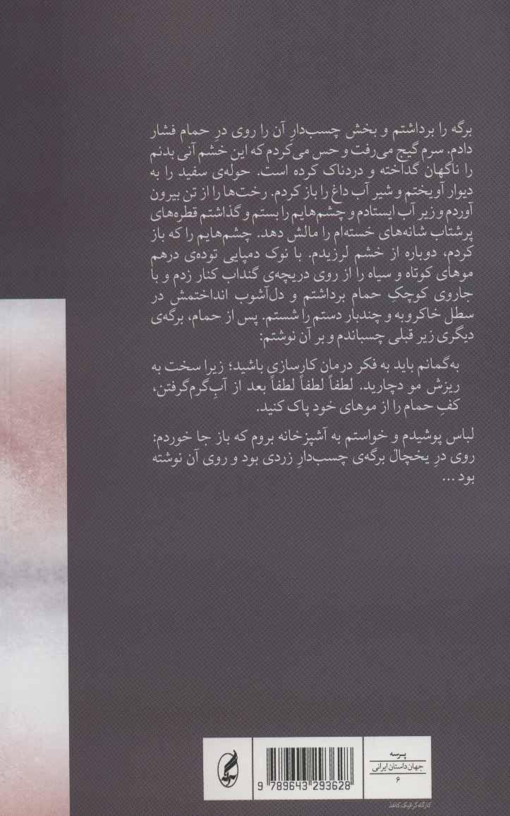 چتری که باد برد (جهان داستان ایرانی 6)