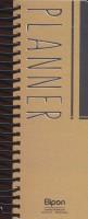دفتر یادداشت برنامه ریزی (پلنر فانتزی 120 برگ (4طرح،کد 276))،(سیمی)
