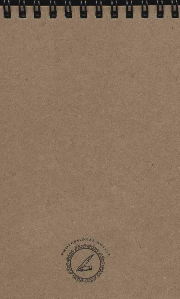 دفتر یادداشت خط دار بینگو (کد8998)،(سیمی)