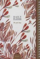 دفتر یادداشت خط دار برنامه ریزی روزانه (کد 191)،(سیمی)