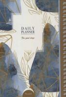 دفتر یادداشت خط دار برنامه ریزی روزانه (کد 160)،(سیمی)