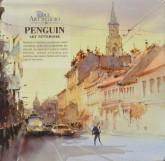 دفتر یادداشت ترکیبی پنگوئن:خط دار،بی خط،نقطه ای (کد883)