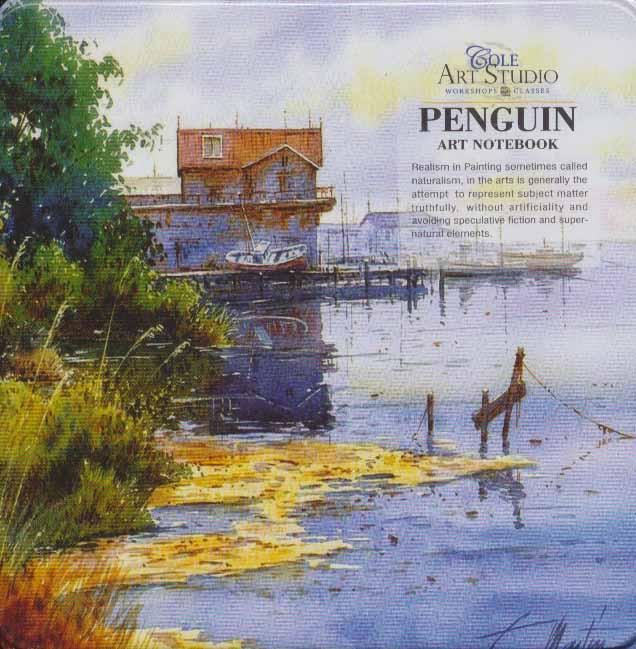دفتر یادداشت ترکیبی پنگوئن:خط دار،بی خط،نقطه ای (کد689)
