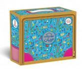 کیف کتاب مهد در خانه (بسته کامل آموزش کودکان 5تا6 سال)،(ویژه والدین و مربیان)،(باجعبه)