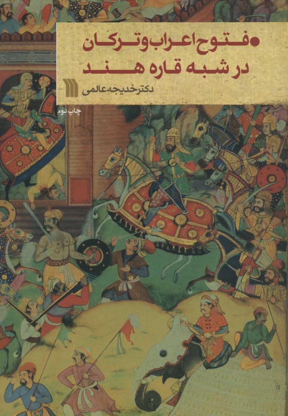 فتوح اعراب و ترکان در شبه قاره هند