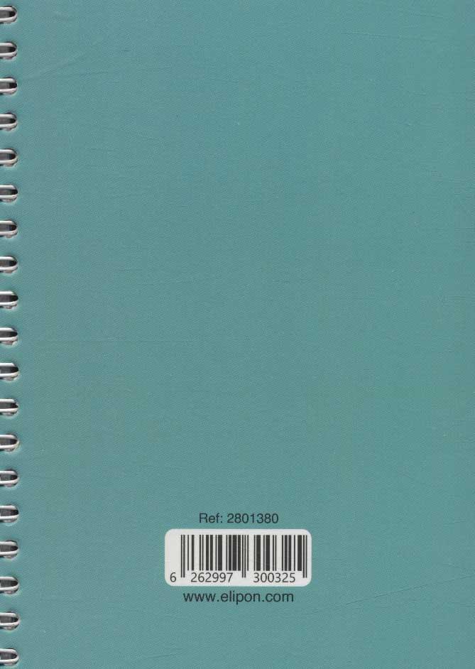 دفتر یادداشت خط دار فانتزی 80 برگ (4طرح،کد 280)،(سیمی)