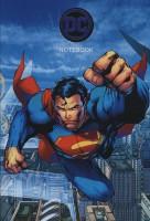 دفتر یادداشت خط دار سوپرمن DC (کد 181)