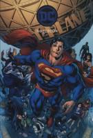 دفتر یادداشت خط دار سوپرمن DC (کد 211)