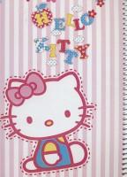 دفتر نقاشی کیتی 40برگ (کد 504)،(سیمی)