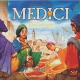 بسته بازی کارتی مدیچی (MEDICI)،(باجعبه)