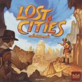 بسته بازی کارتی شهرهای گمشده (LOST CITIES)،(باجعبه)